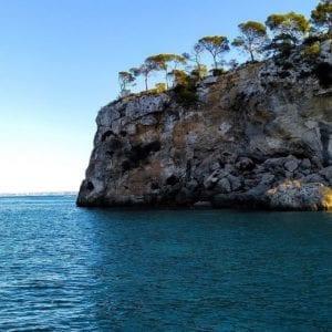 Mallorca vom Segelschiff