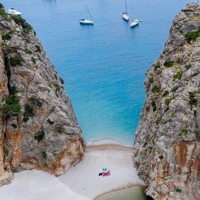 Bucht Mallorca